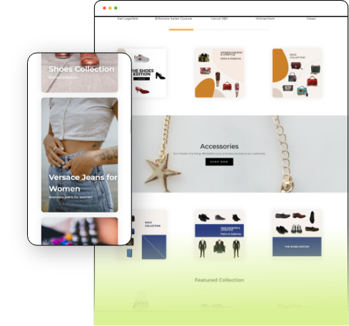collection shopify theme store